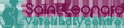 St Leonard vet's logo